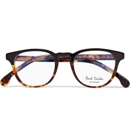 7c4cb43a1f5c7 Paul Smith - Round-Frame Acetate Optical Glasses