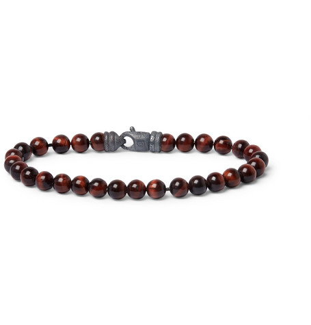 tigers-eye-beaded-bracelet by david-yurman