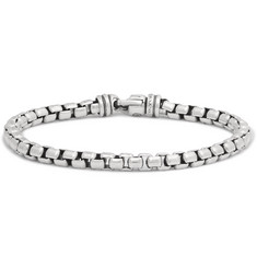David Yurman Sterling Silver Bracelet