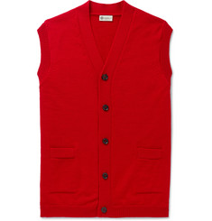 Connolly + Goodwood Wool and Cashmere-Blend Sweater Vest