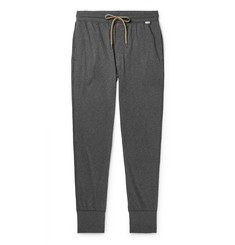 Paul Smith Slim-Fit Tapered Mélange Cotton-Jersey Sweatpants