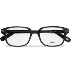 Brioni - Square-Frame Acetate Optical Glasses