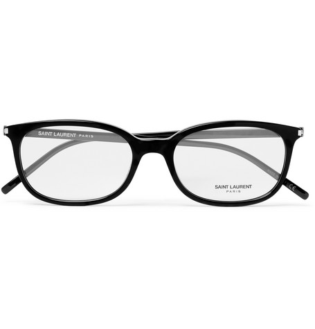 7230de24a5f SAINT LAURENT - D-Frame Acetate Optical Glasses