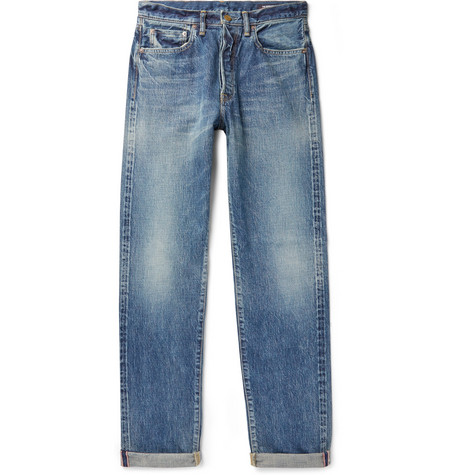 The Workers Club Selvedge Denim Jeans
