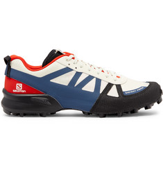 DISTRICT VISION - + Salomon Rubber and Kevlar-Trimmed Mesh Sneakers