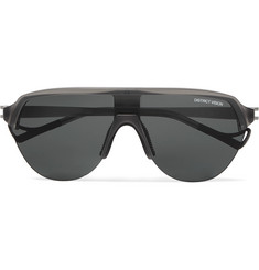 DISTRICT VISION Nagata Speed Blade Acetate Sunglasses