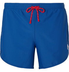 DISTRICT VISION 'Spino' Stretch-Shell Shorts