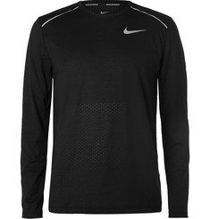 Nike Running Breathe Rise 365 Perforated Dri-FIT T-Shirt