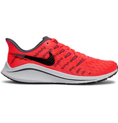 Nike Running Air Zoom Vomero 14 Mesh Running Sneakers