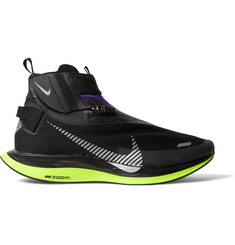 Nike Running Pegasus Turbo Shield Neoprene High-Top Running Sneakers