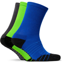 Nike Training Three-Pack Everyday Max Cushioned Dri-FIT Socks