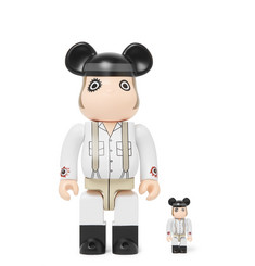 BE@RBRICK + A Clockwork Orange Alex Figurine Set