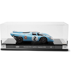 Amalgam Collection - Porsche 917K Gulf #2 Winner Daytona 1970 1:18 Model Car