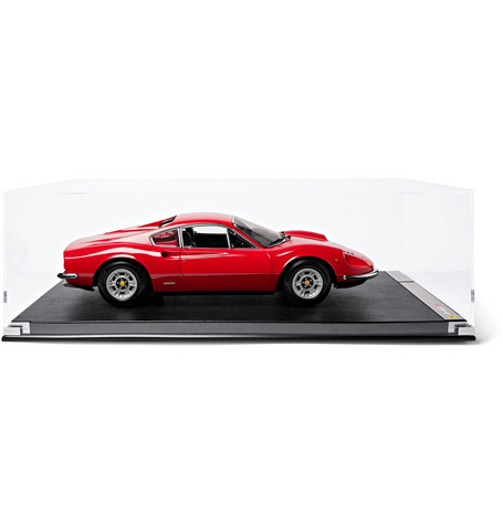 Amalgam Collection Ferrari Dino 246 GT (1969) 1:8 Model Car