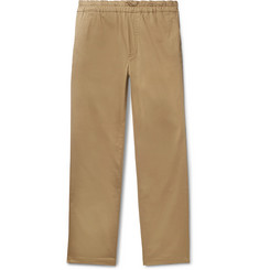 Acne Studios Paco Stretch-Cotton Drawstring Trousers