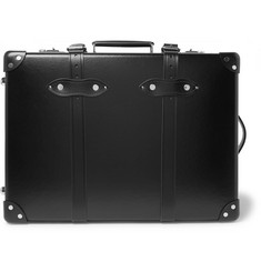 "Globe-Trotter - Centenary 20"" Leather-Trimmed Carry-On Suitcase"
