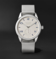 NOMOS Glashütte Club Campus Neomatik Automatic 39.5mm Stainless Steel Watch, Ref. No. 765