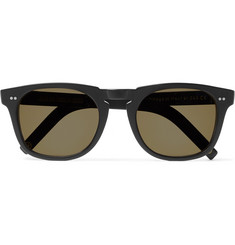 Kingsman + Cutler and Gross Square-Frame Matte-Acetate Sunglasses