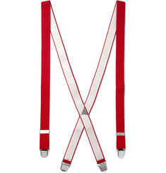 Charvet Stretch-Webbing Braces
