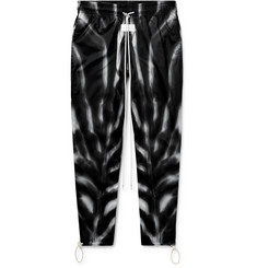 Nike + Fear of God Tapered Printed Shell Track Pants