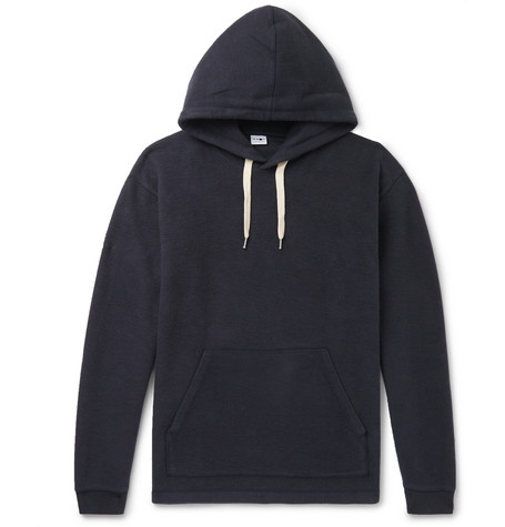 NN07 Thor Cotton-Fleece Hoodie