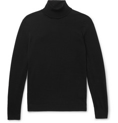 NN07 Richard Merino Wool Rollneck Sweater