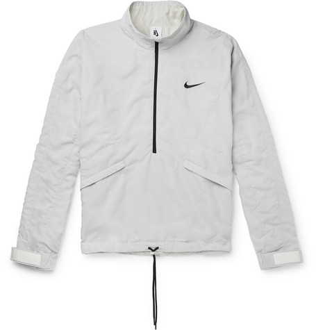 + Fear Of God Nrg Shell Half Zip Jacket by Nike