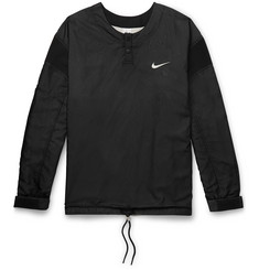Nike + Fear Of God Shell Henley Top