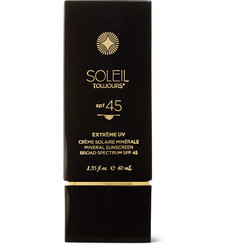 Soleil Toujours - Extrème SPF45 Mineral Face Sunscreen, 40ml
