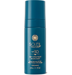 Soleil Toujours - Organic Set + Protect Micro Mist SPF30, 59ml
