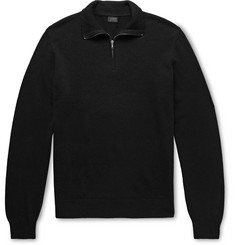J.Crew Everyday Cashmere Half-Zip Sweater