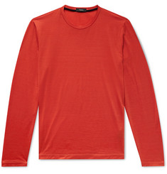 Theory Finch Active Wool T-Shirt