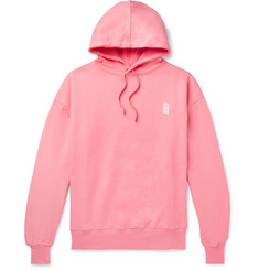 Les Girls Les Boys Loopback Cotton-Jersey Hoodie