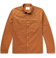 Folk Burner Cotton-Twill Shirt