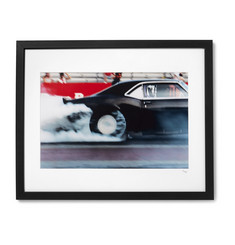 Sonic Editions Framed 1999 Dewey Nicks Big Block Camaro, 16