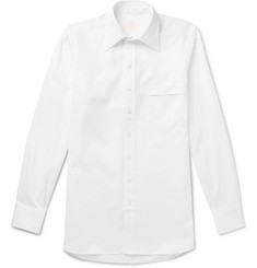 Aimé Leon Dore + Drake's Cotton-Twill Shirt