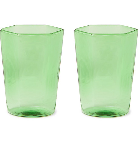 R+D.LAB Nini Set of Two Wine Glasses