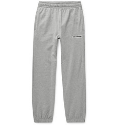 Billionaire Boys Club  Logo-Appliquéd Loopback Cotton-Jersey Sweatpants