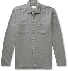 Oliver Spencer Warham Cotton Shirt