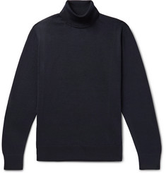 Hugo Boss Virgin Wool Rollneck Sweater