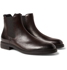 Hugo Boss First Class Leather Chelsea Boot