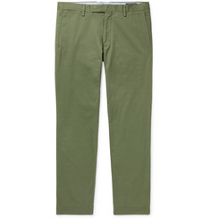 Polo Ralph Lauren Hudson Slim-Fit Stretch-Cotton Twill Chinos