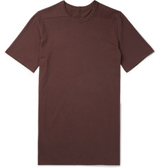 Rick Owens Level Cotton-Jersey T-Shirt