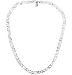 Fendi Palladium-Plated Chain
