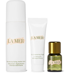 La Mer The Men's Kit: Balance and Refine
