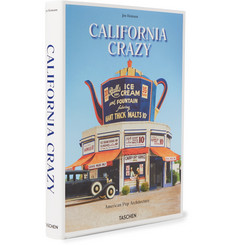 Taschen California Crazy: American Pop Architecture Hardcover Book