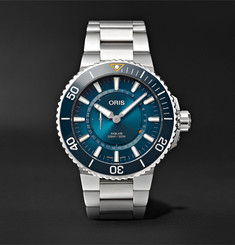 Oris Great Barrier Reef III Limited Edition Automatic 43.5mm Stainless Steel Watch, Ref. No. 01 743 7734