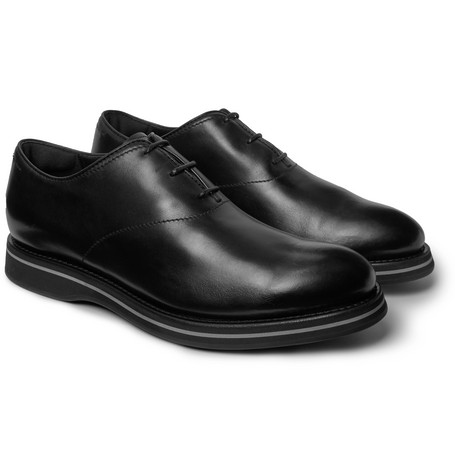 Berluti Oxfords ALESSIO LEATHER OXFORD SHOES