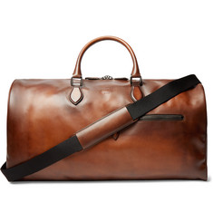 Berluti Jour Off Large Leather Holdall