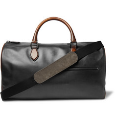 Berluti Jour Off Small Leather Holdall